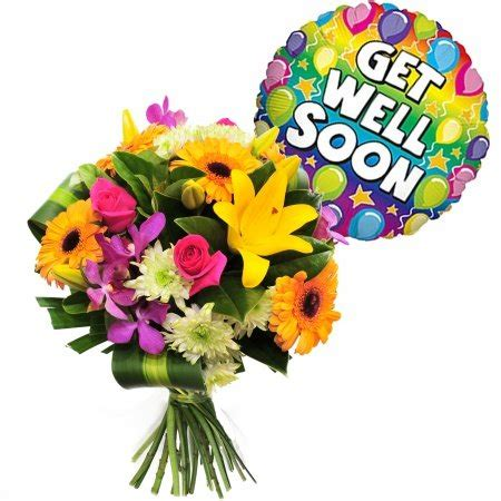 Get Well Flowers by Get Well Soon Send Flowers Delivery Amazing Flowers