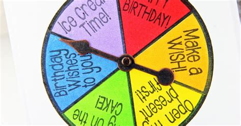 birthday spinner a kept casology spin birthday wishes