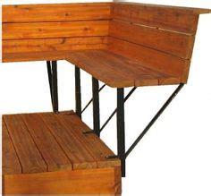 deck seat plans wooden decks pinterest deck benches