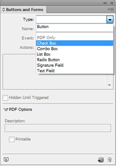 creating forms indesign work with forms in indesign