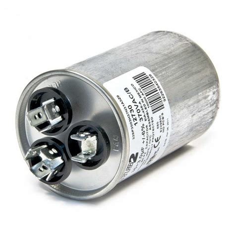 where to buy ac run capacitors air supply america rheem ruud dual run capacitor 370v 50 3 mfd 43 25133 07