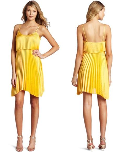 Connection Yellow Summer Dress by Yellow Dress Summer How To Get Attention Fashionmora