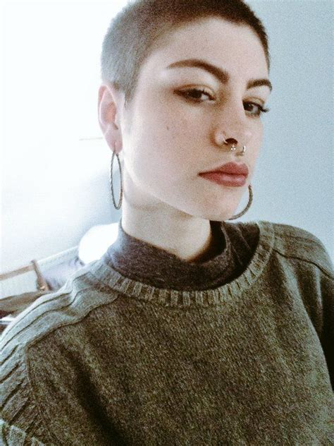 rapami a zero shaving head haircut the 25 best shaved head girls ideas on pinterest