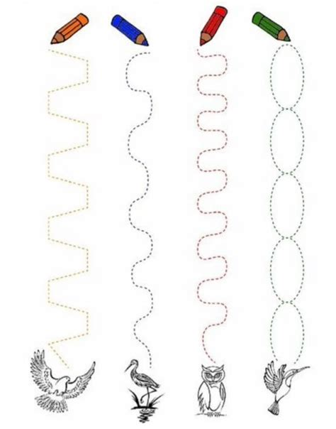 printable writing skills worksheets free pre writing worksheets for preschoolers tracing