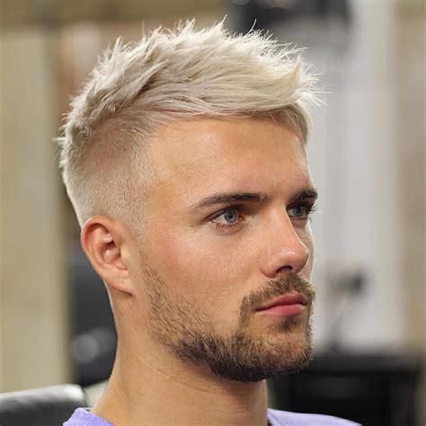 corte de hombre cortes de cabello para hombre con rostro redondo bella
