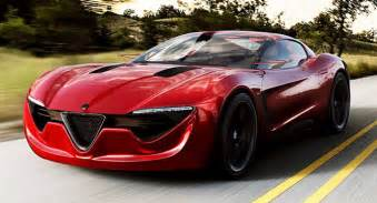 Alfa Romeo 6c Designer Dreams Of Alfa Romeo 6c Sports Coupe Concept To