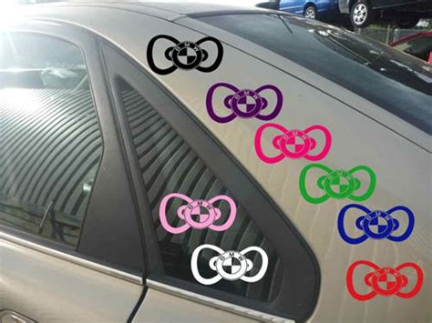 Sticker Toyota Avanza Hello Kity find hello toyota bow decal hello toyota decal toyota car decal motorcycle in