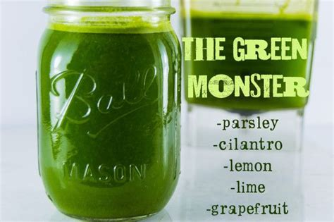 Strongest Detox Drink by The Green Detox Drink A Strong Diuretic That