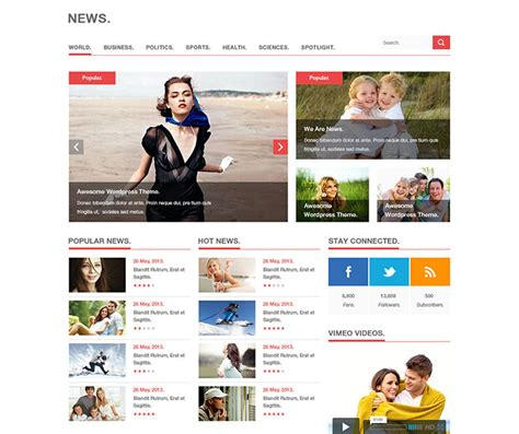 php templates for news website experience webgestus software development for mobile