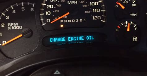 how to reset change light on 2002 chevy silverado how to reset your chevy silverado maintenance light my