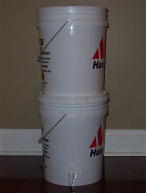 Handmade Water Filter - live the motto be prepared home made water filter