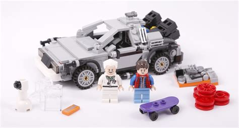 lego back to the future delorean 21103 everything is awesome the 17 awesomest official lego sets