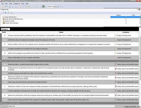 job handover checklist template gallery templates design
