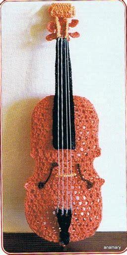 amigurumi violin pattern violin on crochet crazy crochet pinterest violine