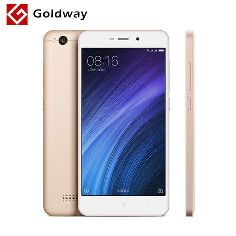 Xiaomi 3s 16gb By Kahfi Store aliexpress buy original xiaomi redmi 4a mobile phone