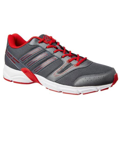 buy adidas black sport shoes for snapdeal