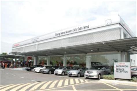 honda opens new center in setia alam