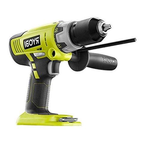 Ryobi 18 Volt One 1 2 In Cordless Hammer Drill