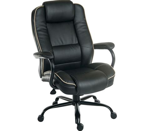office armchairs uk buy teknik goliath duo bonded leather reclining executive