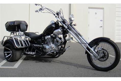 Motorräder 250 Ccm Chopper by 250ccm Zweizylinder V Ewg Trike Motorrad Chopper In