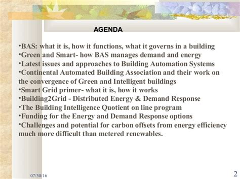 Katz Mba Application by Intelligent Buildings Meet The Smart Grid High Performance