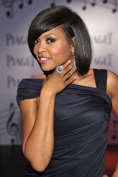 get hair like taraja g henson in think like a man taraji p henson in piaget at the 25th film independent
