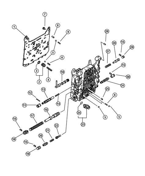 48re valve diagram 48re valve diagram 28 images 47re transmission diagram