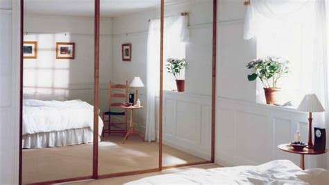mirror ideas for bedrooms mirror paneling smart ideas for small bedrooms youtube