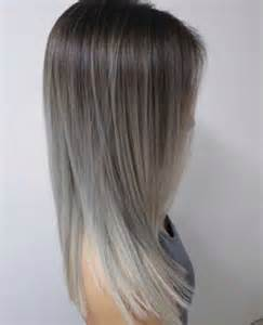gray colored hair 20 best silver gray hair hairstyles 2016 2017
