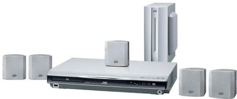 jvc dvd home theater system xv thp3 silver price