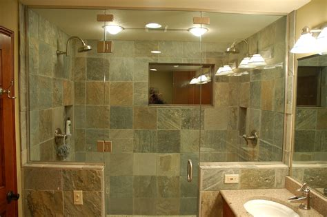 Slate Tile Bathroom Designs Slate Bathroom Tile Benefits Bathroom Slate Tiles