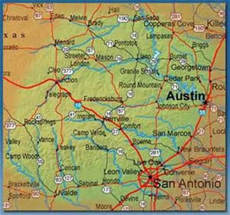 texas hill country winery map kuhlman cellars archives wine tasting travel
