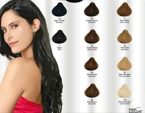 numeros de tintes para el cabello image gallery tinte