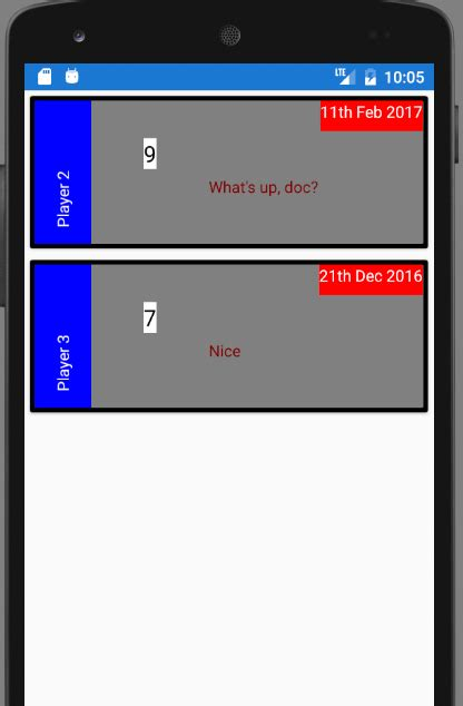 xamarin grid layout xaml xamarin forms how to design listview viewcell design in