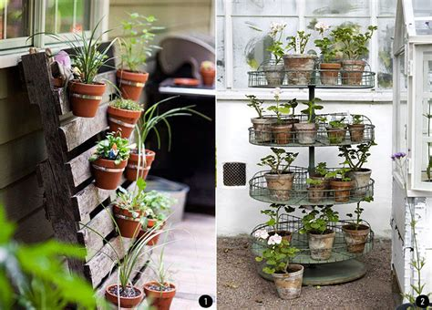 como decorar jardines y patios exteriores con plantas patios terrazas jardines