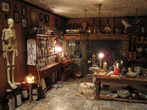 Haunted House Room Ideas by Haunted Room Miniature Tutorials And Inspiration
