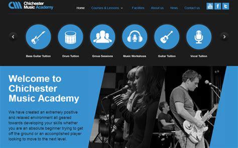 Room Layout Designer 38 unique musical websites for bands and musicians