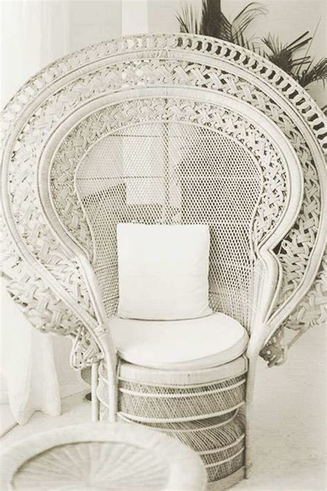 white peacock chair hire 408 best images about wicker rattan bammboo peacock