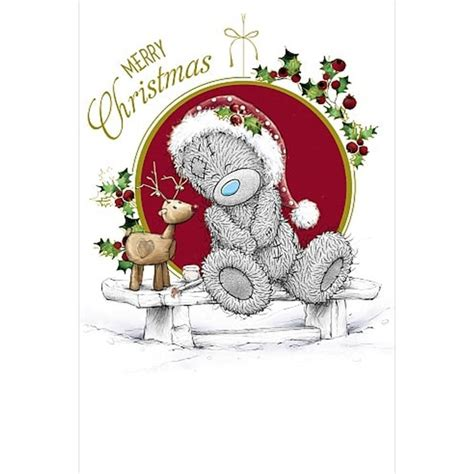 merry christmas bear  reindeer    bear christmas card xss    bears