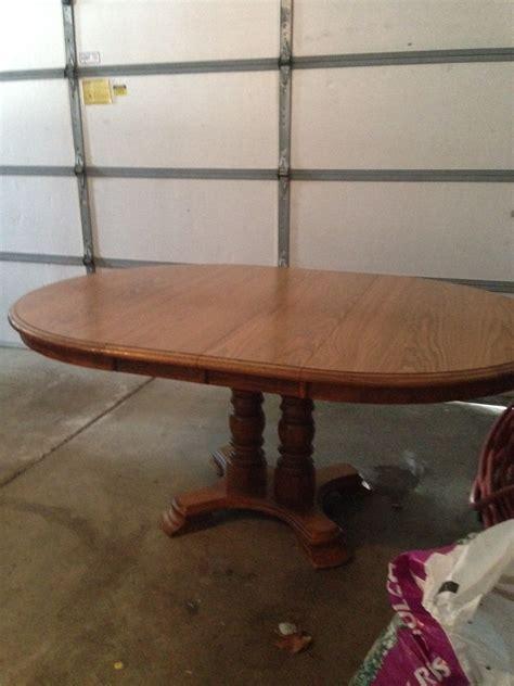 Kitchen Table Garage Sale Kitchen Table In Martellcathy S Garage Sale Mi
