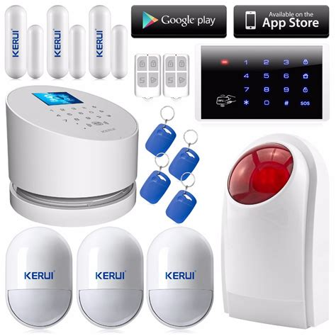 compare prices on intrusion alarm system shopping
