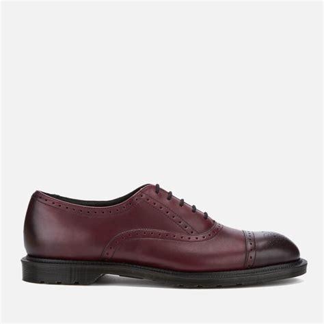 kickers boots morris coklat dr martens s morris antique temperley brogues