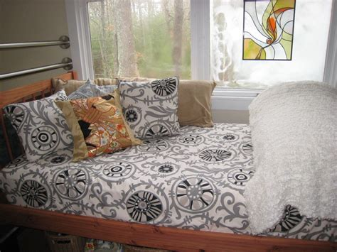 Fitted Futon Cover by Fitted Daybed Cover In Customer Fabric Xl Or