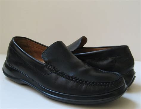 closet cole haan nike air black loafers dress shoes