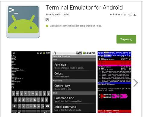 terminal emulator for android terminal emulator untuk internetan gratis kumpulan remaja