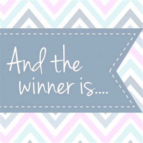 Giveaway Winner - jewelry craft supplies giveaway winner announcement yes missy
