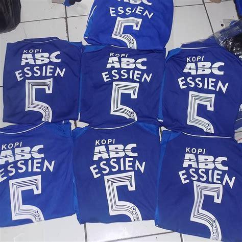 Jersey Persib Bandung Away 3rd Gold 2017 Liga Gojek Traveloka jersey persib home 2016 2017 essien name set jersey bola grade ori murah