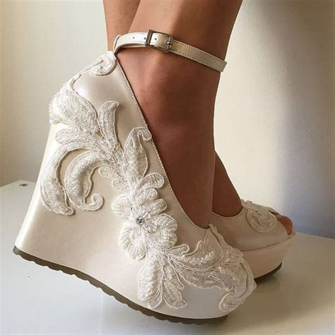 Sandal Wedges Dd57 Terbaik best wedding shoes image collections wedding dress decoration and refrence