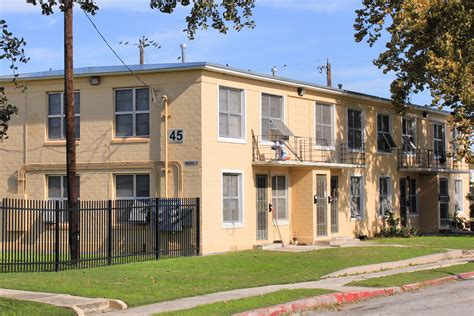 Lincoln Housing by Lincoln Heights Courts San Antonio Tx Living New Deal