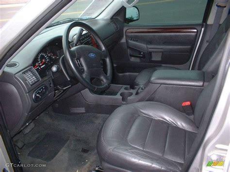 2004 Ford Explorer Interior Parts by Midnight Grey Interior 2004 Ford Explorer Limited Photo